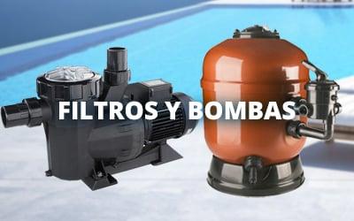 Filtros y Bombas de Piscinas