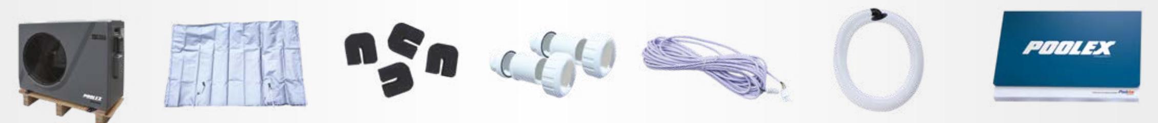 Accesorios Bombas de Calor Silverline Full Inverter