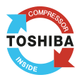 Compresor Toshiba