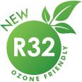 Refrigerante ecológico R410A