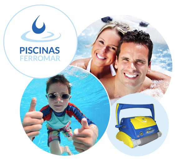Quienes somos piscinas ferromar for Piscinas ferromar