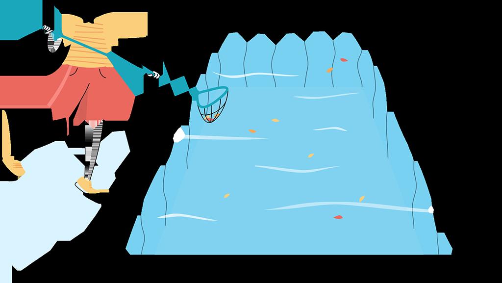 Accesorios de Piscinas Material de Limpieza